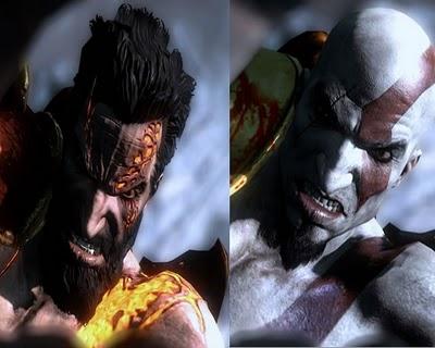 Deimos e Kratos